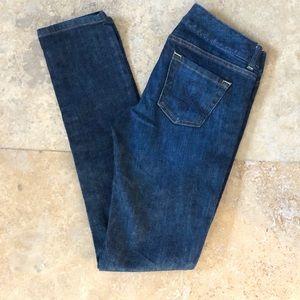 Lilly Pulitzer Straight Leg Denim Jeans